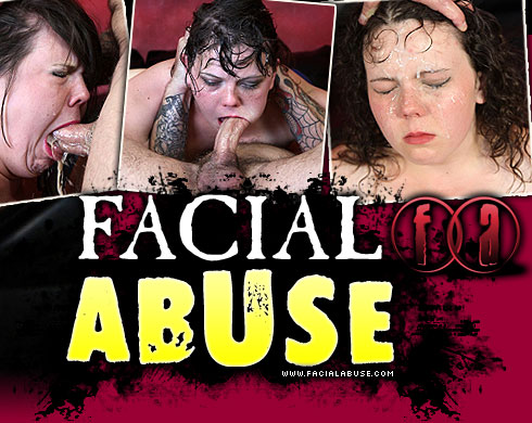 Treasure Destroyed On Facial Abuse